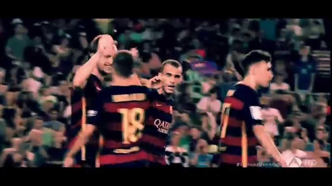 VIDEO: Rakitić zabio za pobjedu Barcelone, Messi glavom udario suparničkog igrača