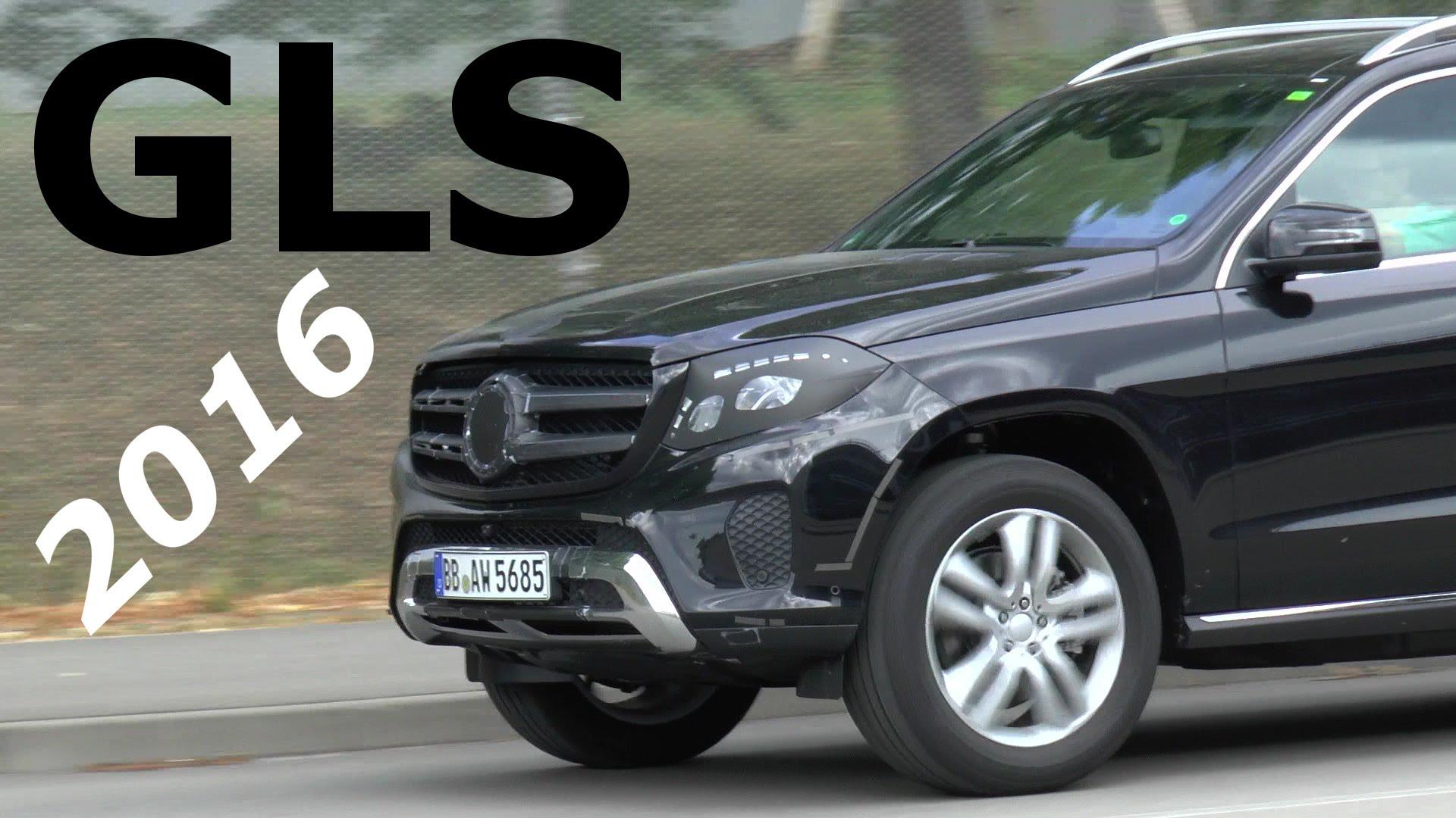 Otkrivamo kako će izgledati novi Mercedes GLS