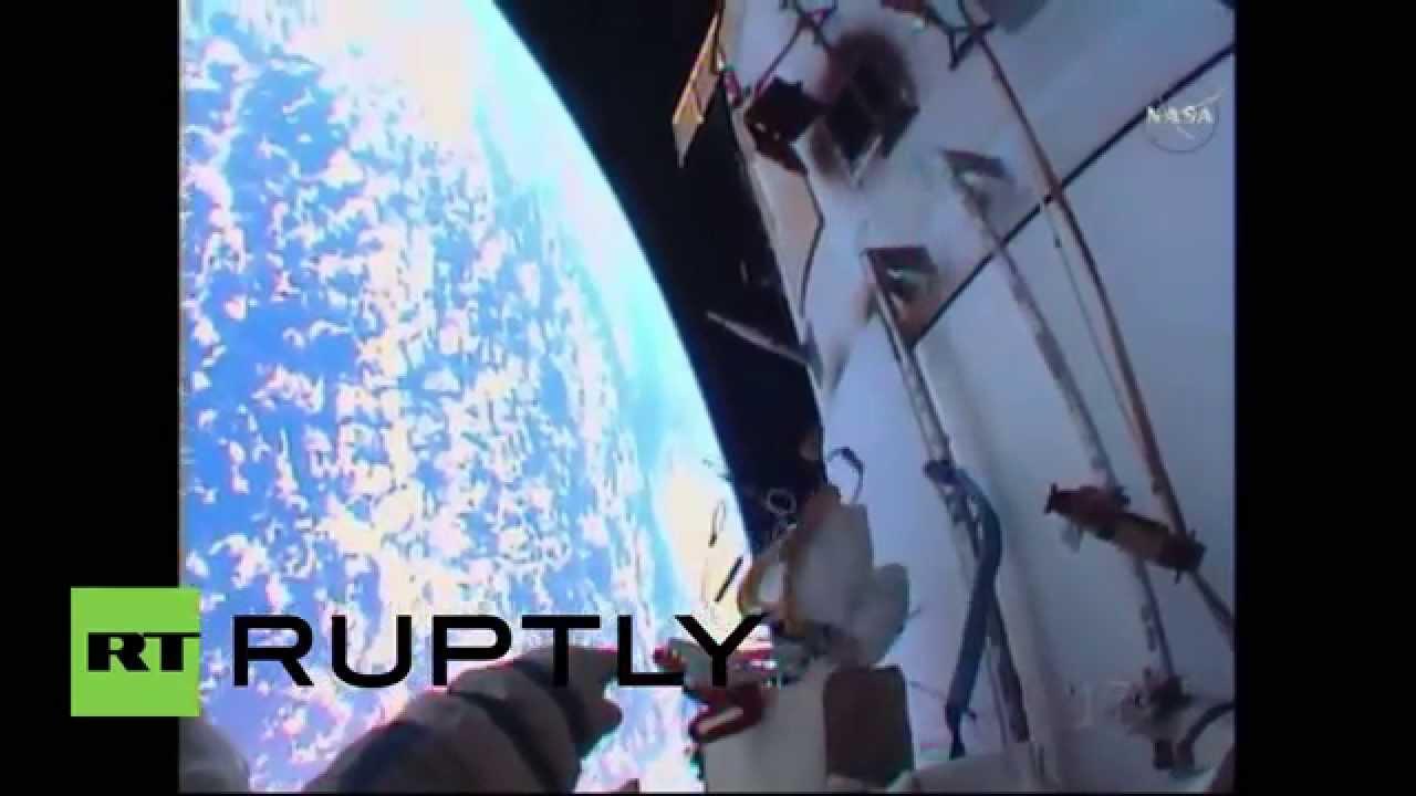 VIDEO: Kozmonauti u šestosatnoj svemirskoj šetnji izvan ISS-a