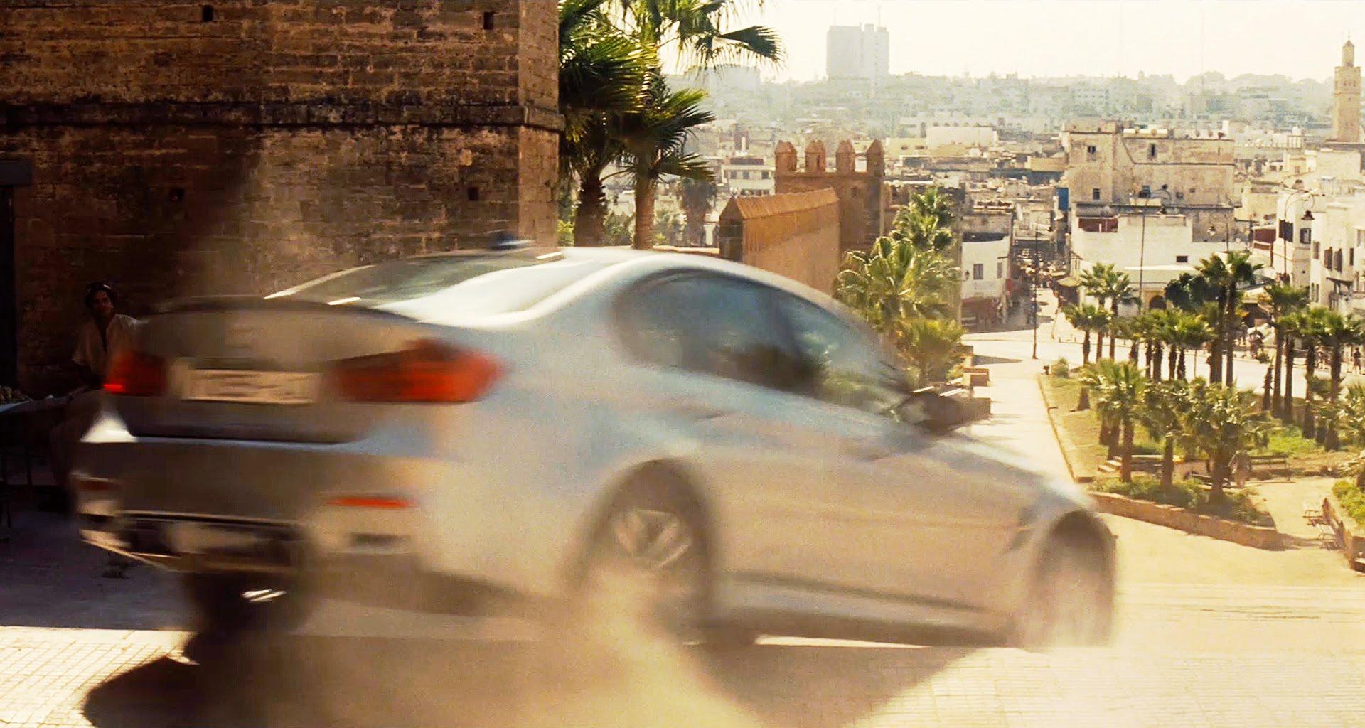 NEMOGUĆA MISIJA 5: BMW-ova vozila u novom akcijskom blockbusteru