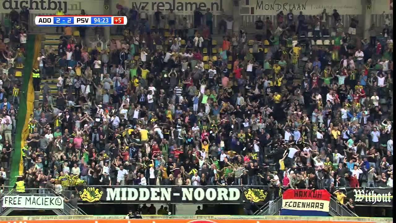 VIDEO: FANTASTIČAN POTEZ Vratar Den Haaga petom pogodio za bod protiv prvaka