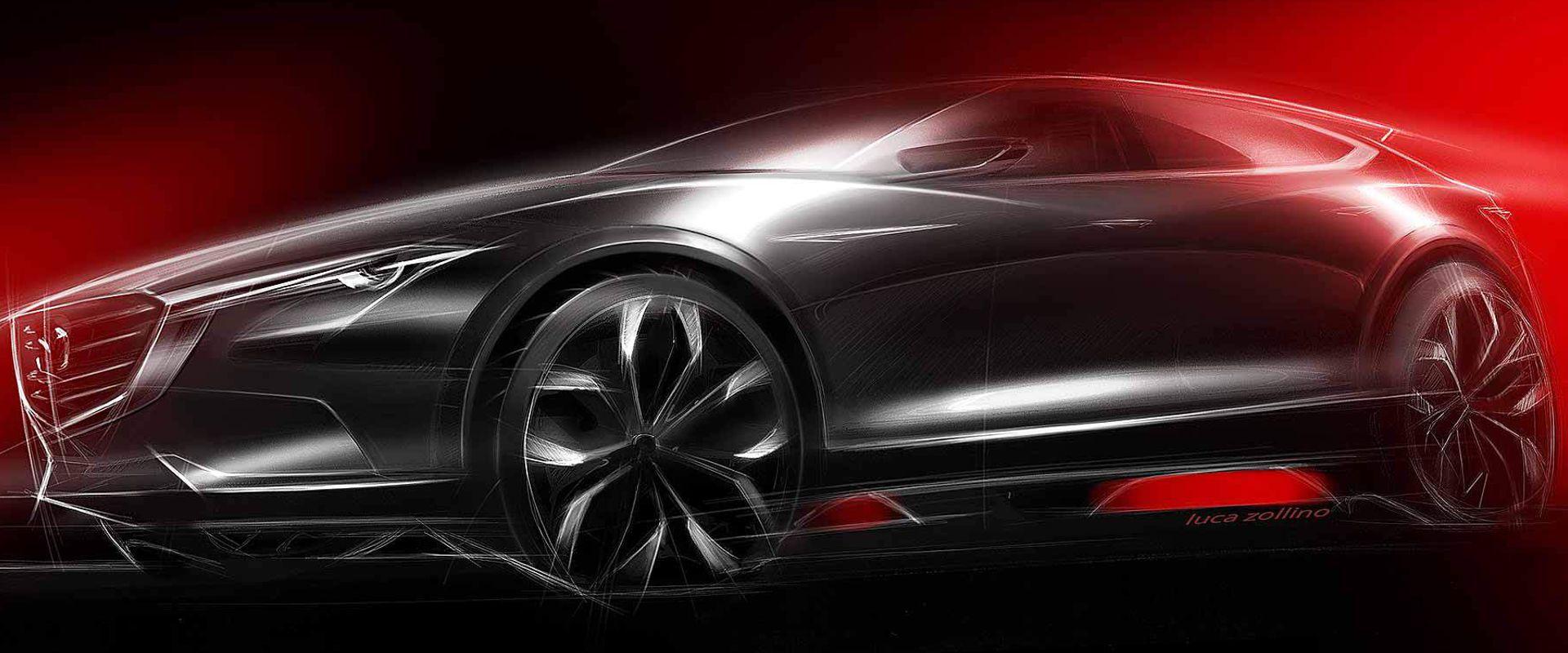 Mazda u Frankfurtu predstavlja sportski crossover