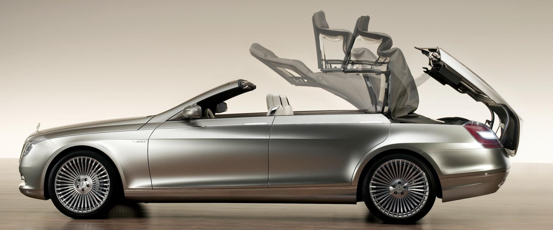 Najluksuzniji Mercedesov kabriolet spreman za Frankfurt