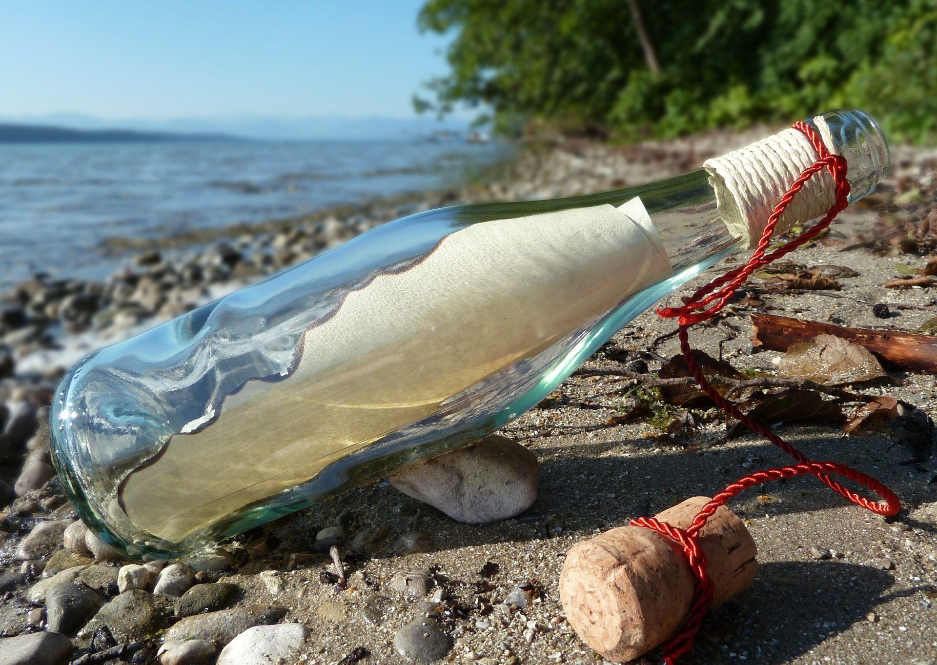 ČEKA SE POTVRDA GUINNESSA Pronađena najstarija poruka u boci, u moru provela 108 godina