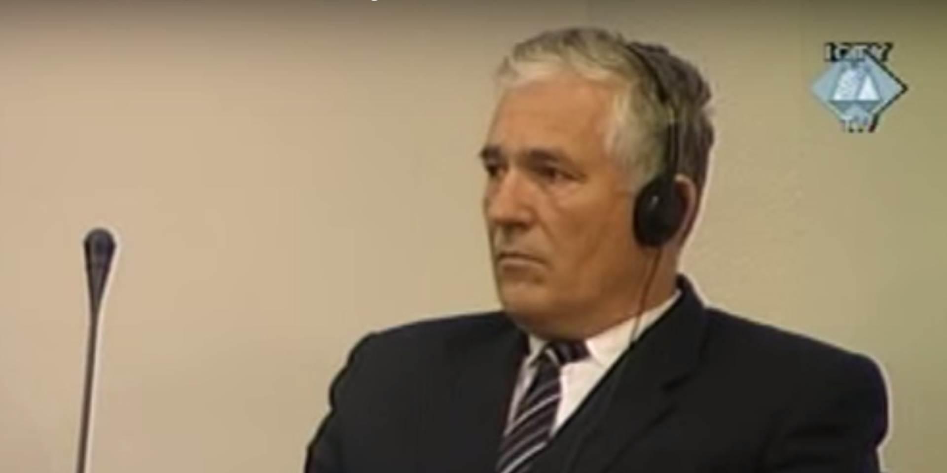 KRVNIK S OVČARE: Mile Mrkšić umro u portugalskom zatvoru