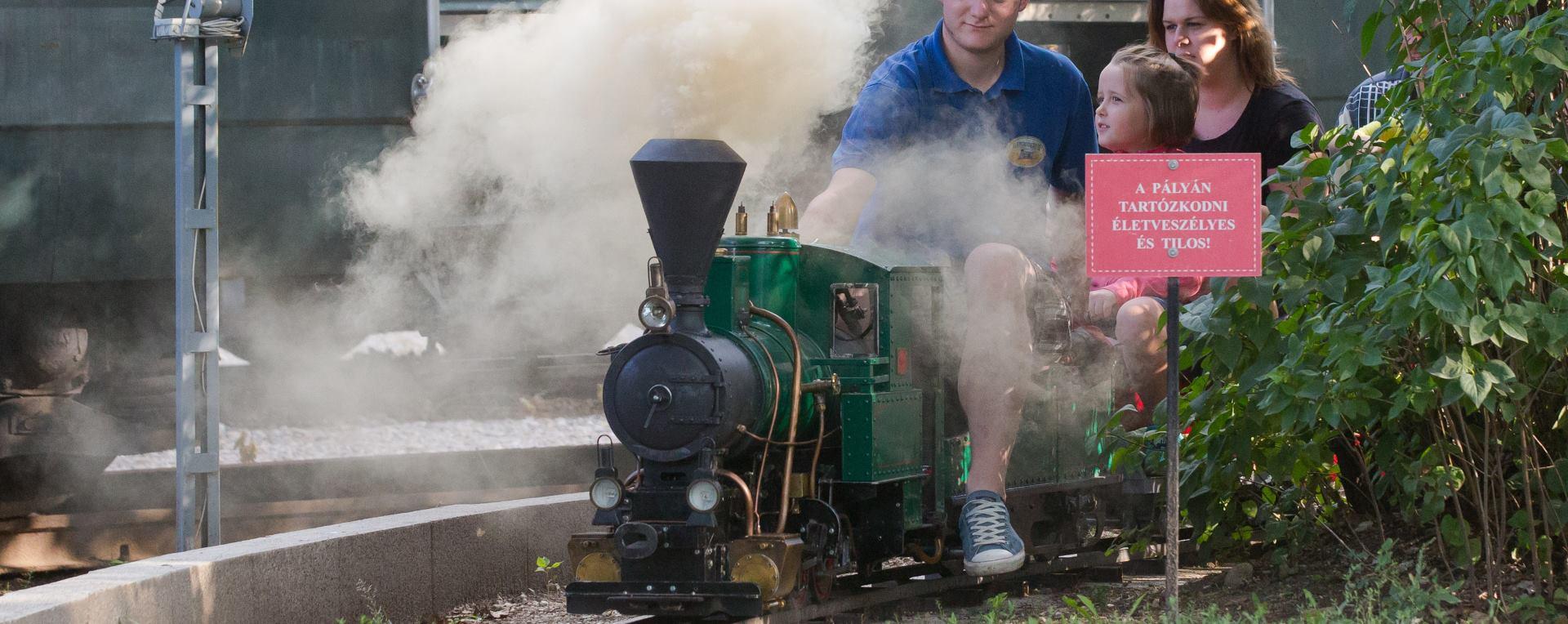 VIDEO: Mađarski muzej željeznice 'nudi vožnju' posjetiteljima