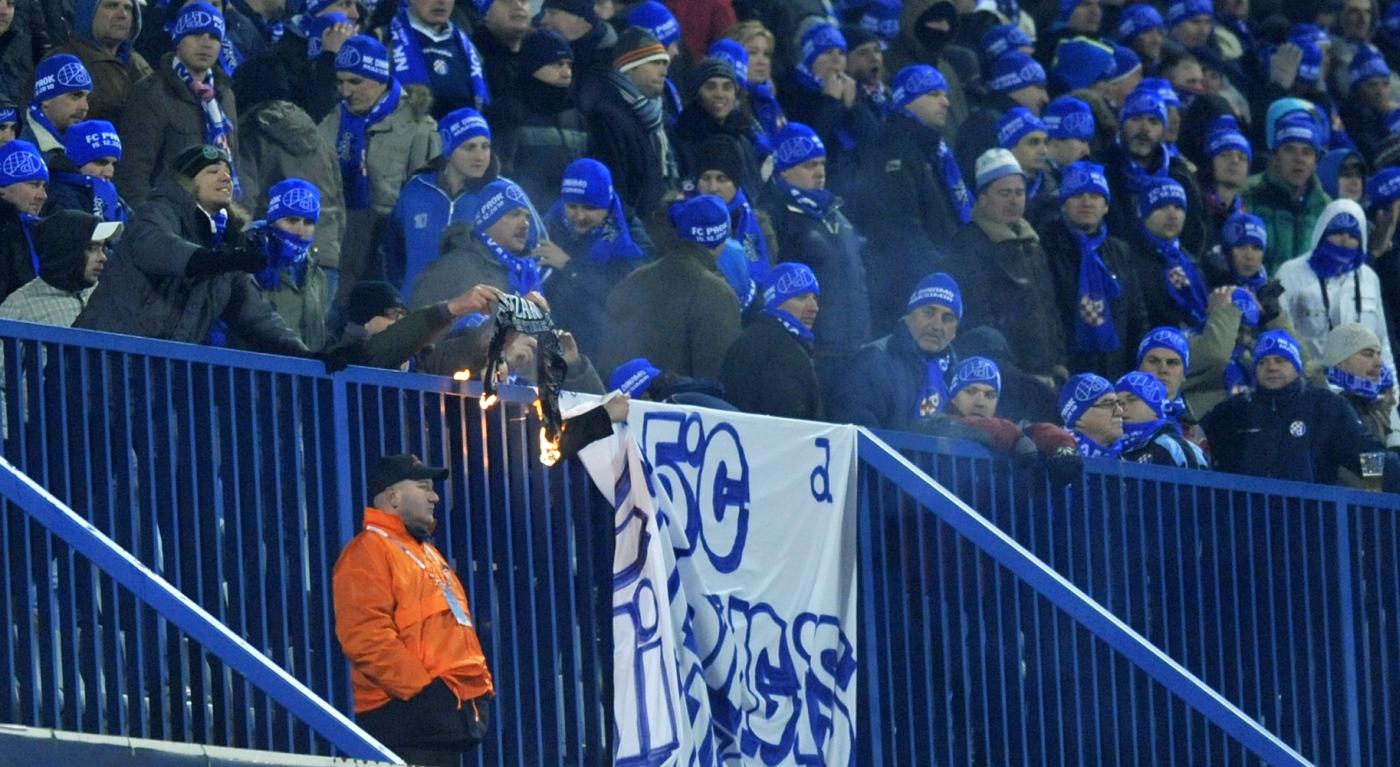 Država treba Dinamovu navijaču platiti 17.000 kuna zbog policijske brutalnosti iz 1999.