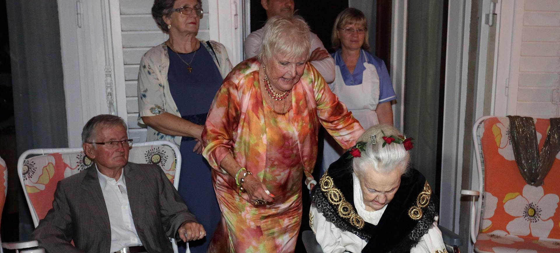 NEDA PRPIĆ GAMIRŠEK: Počasna predsjednica HSS-a proslavila 100. rođendan