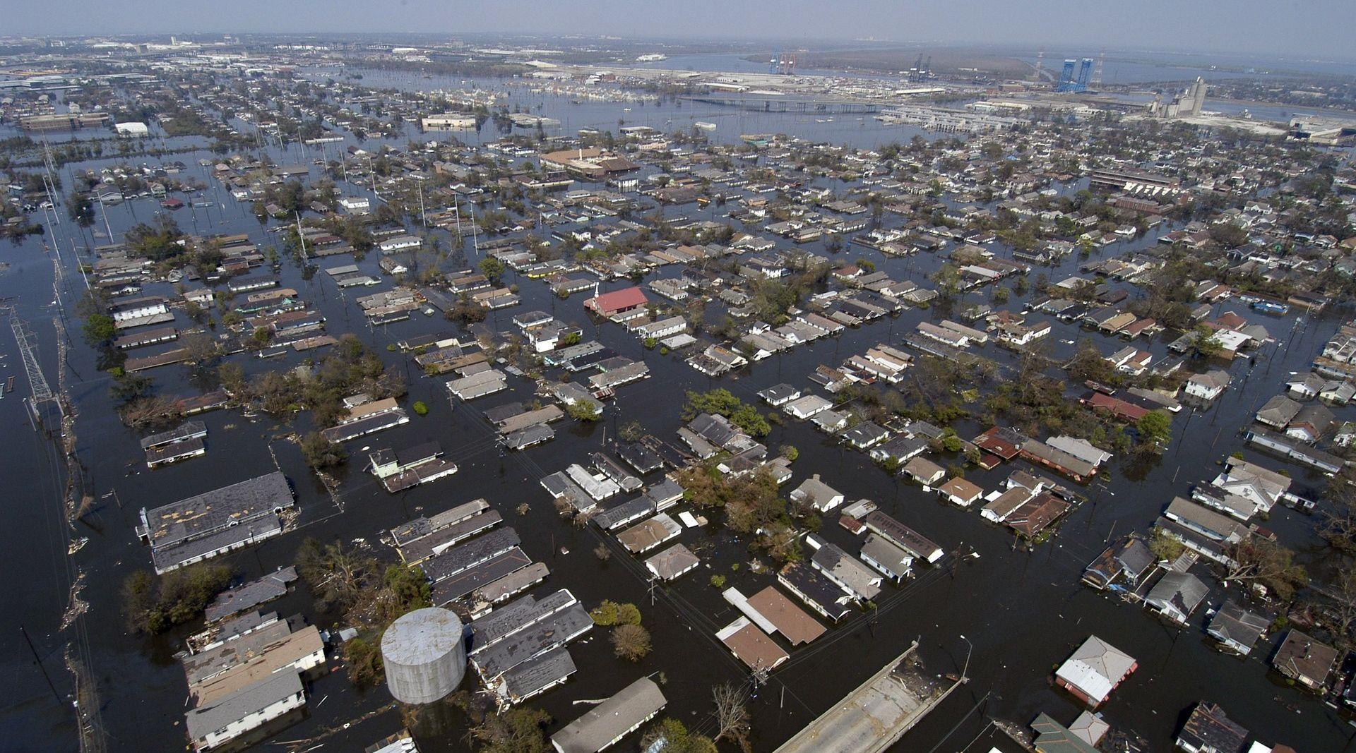 Deset godina od uragana Katrina New Orleans ponovno na nogama