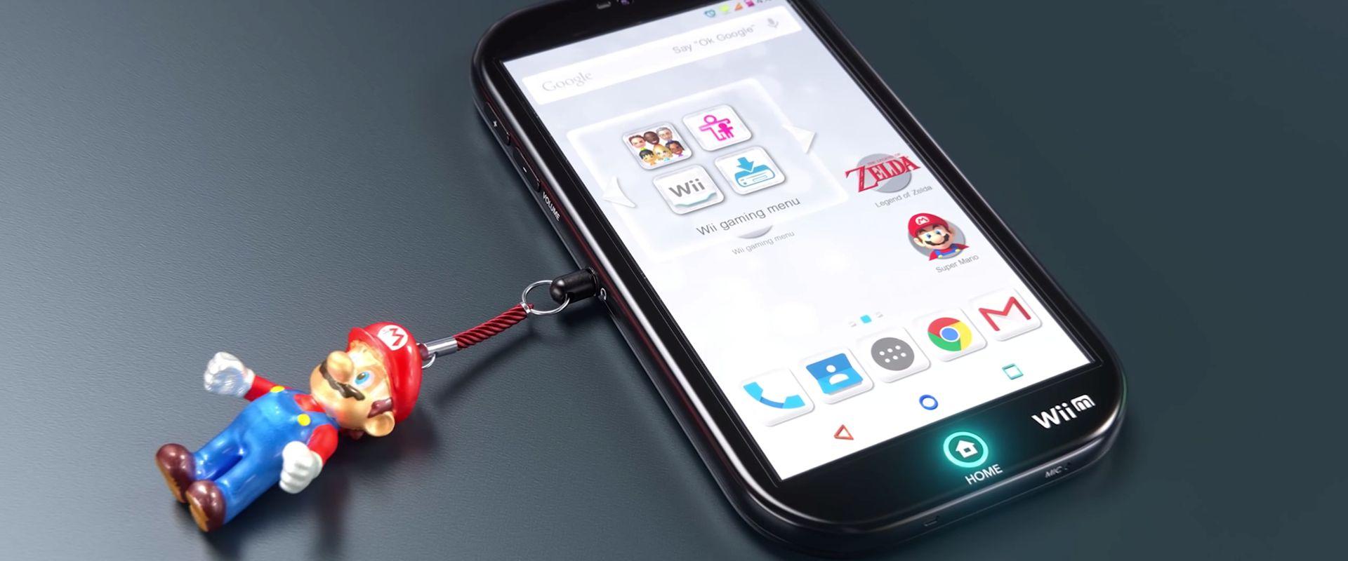Je li ovo budući Nintendo Smartphone?