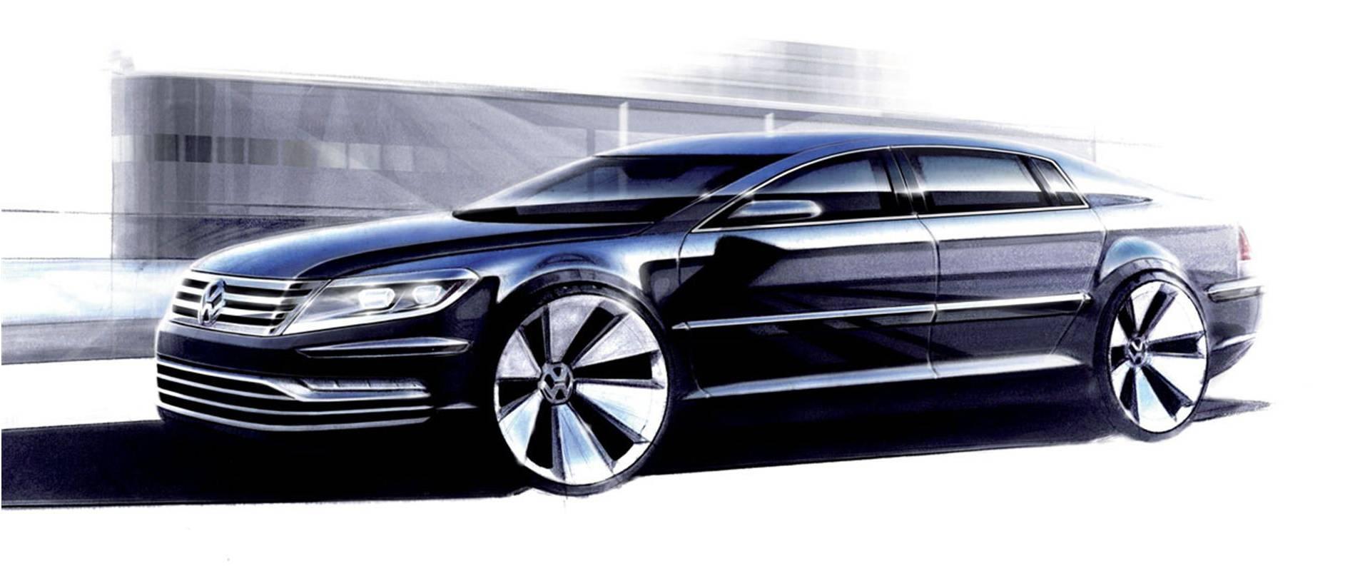 Novi VW Phaeton kasni zbog velikih troškova proizvodnje