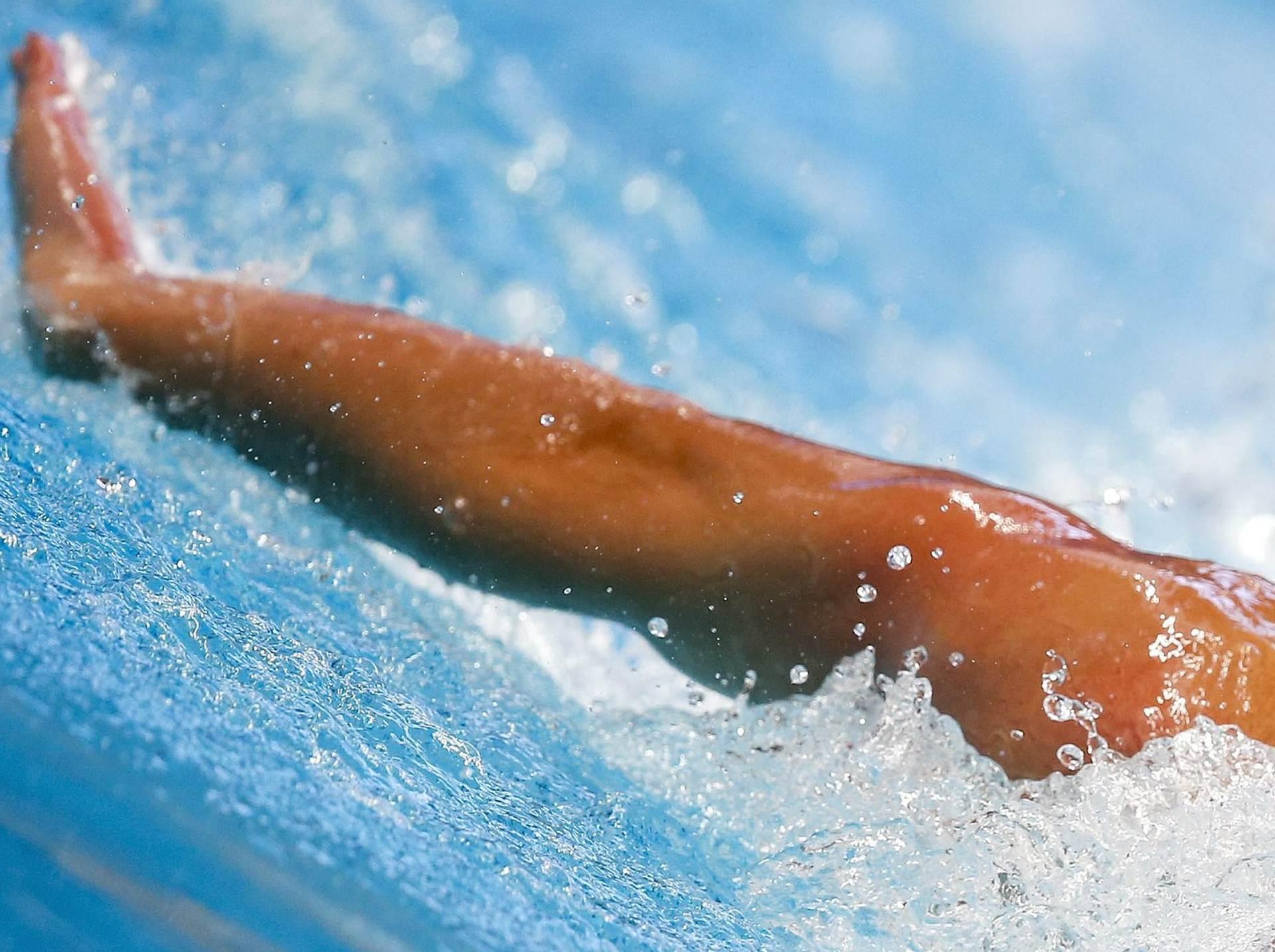 SP u plivanju: Jovanović u polufinalu na 50 m leđno