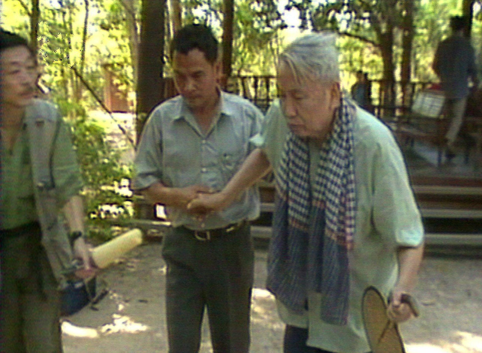 """Umrla """"prva dama"""" Crvenih Kmera, optužena za genocid"""