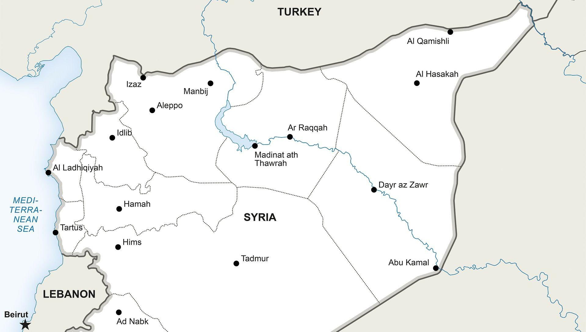 SIRIJA Vladin vojni zrakoplov srušio se nakon zračnog napada