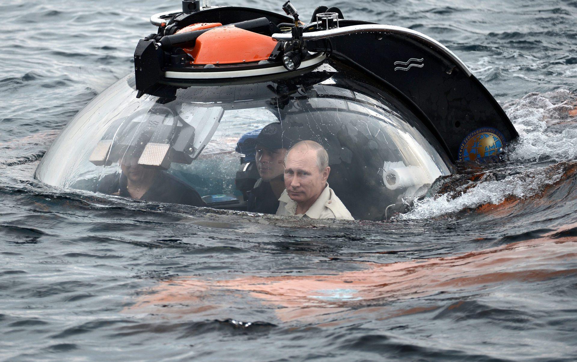 PUTIN: Rusija ne želi biti lider u Siriji nego pridonijeti borbi protiv terorizma