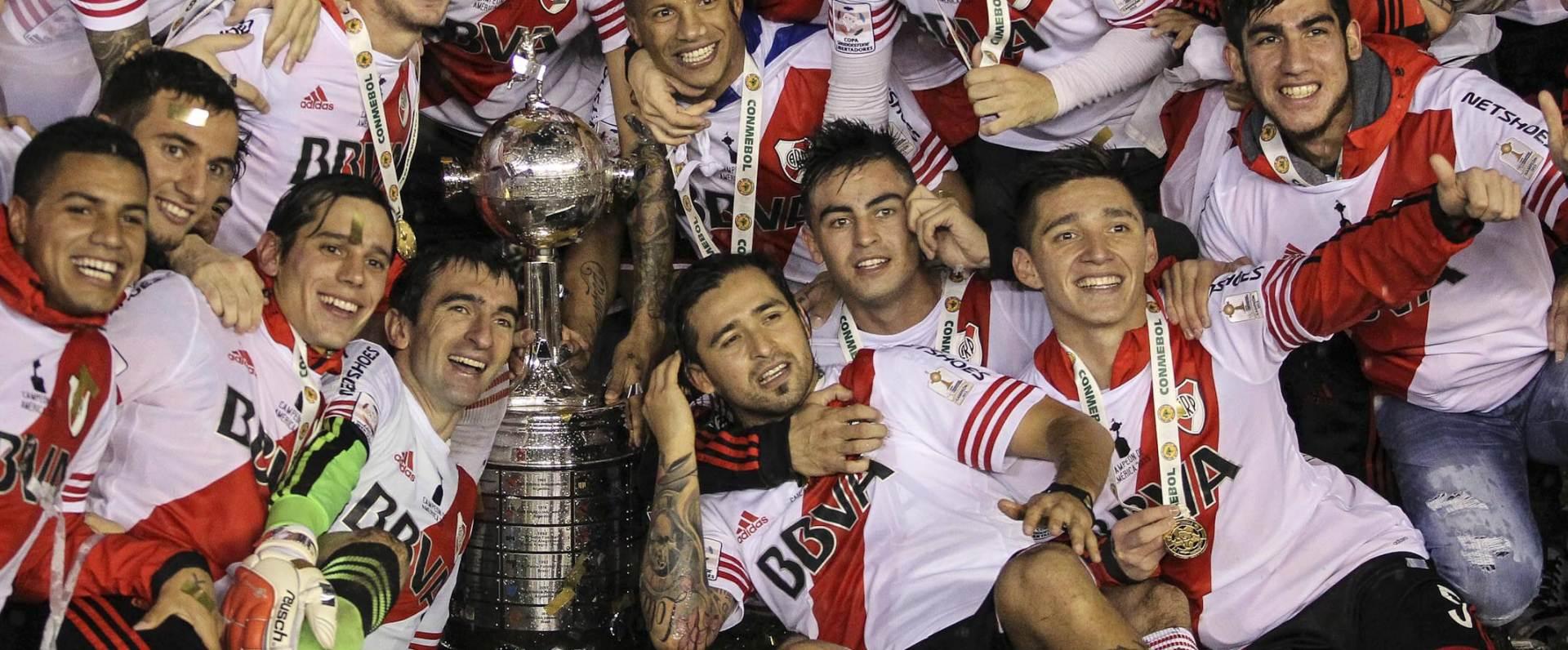 River Plate treći put osvojio Kup Libertadores