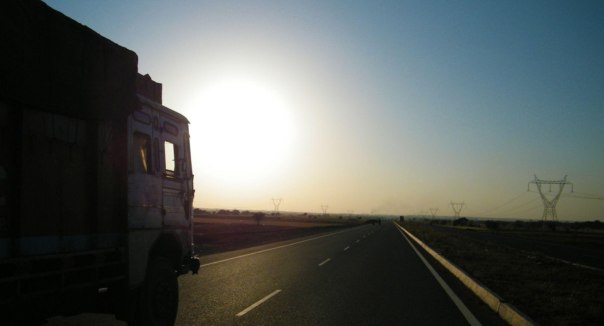 AK Povoljni uvjeti za vožnju, na A1 između Karlovca i Jastrebarskog jednim trakom