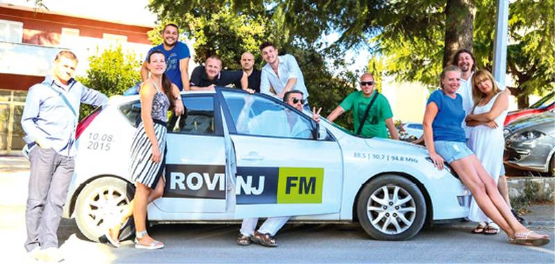 Rovinj FM – nova radijska postaja
