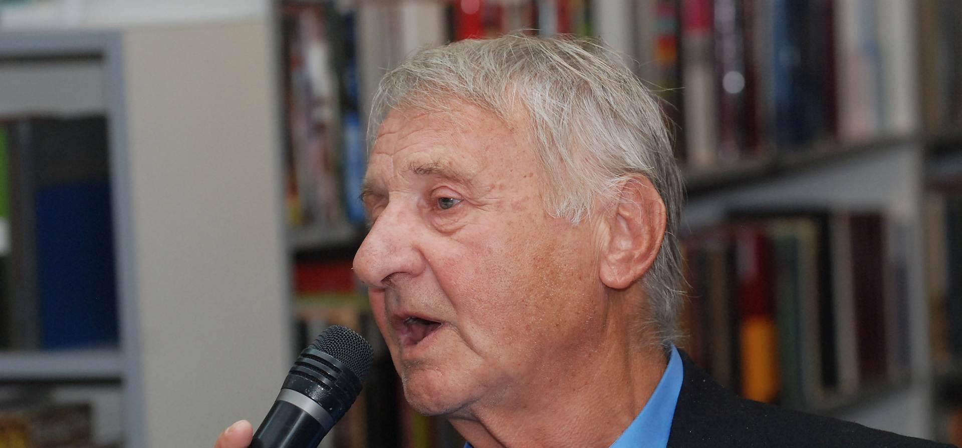 """Rudi Aljinović dobitnik nagrade """"Andrija Maurović"""" 2015."""