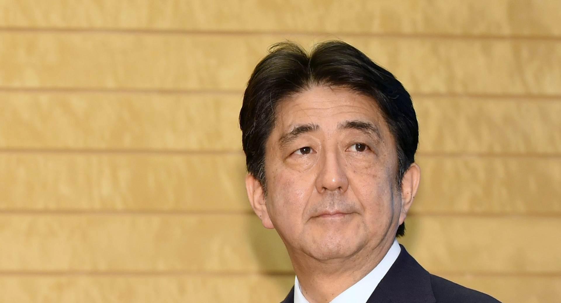 ABE: Japan će za pomoć izbjeglicama i uspostavljanje mira izdvojiti 1,6 milijardi dolara