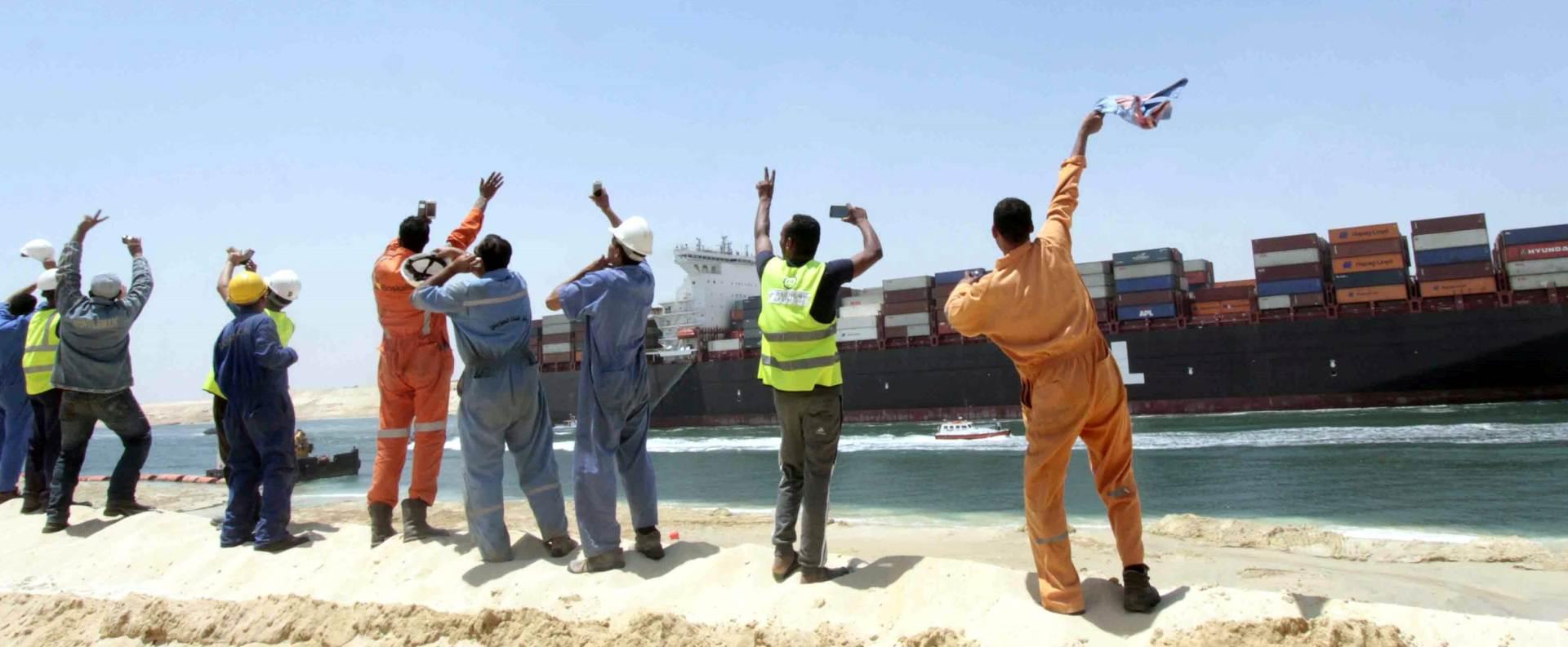 HRVATSKA BEZ PREDSTAVNIKA: Nitko ne želi ići na otvaranje novog Sueskog kanala