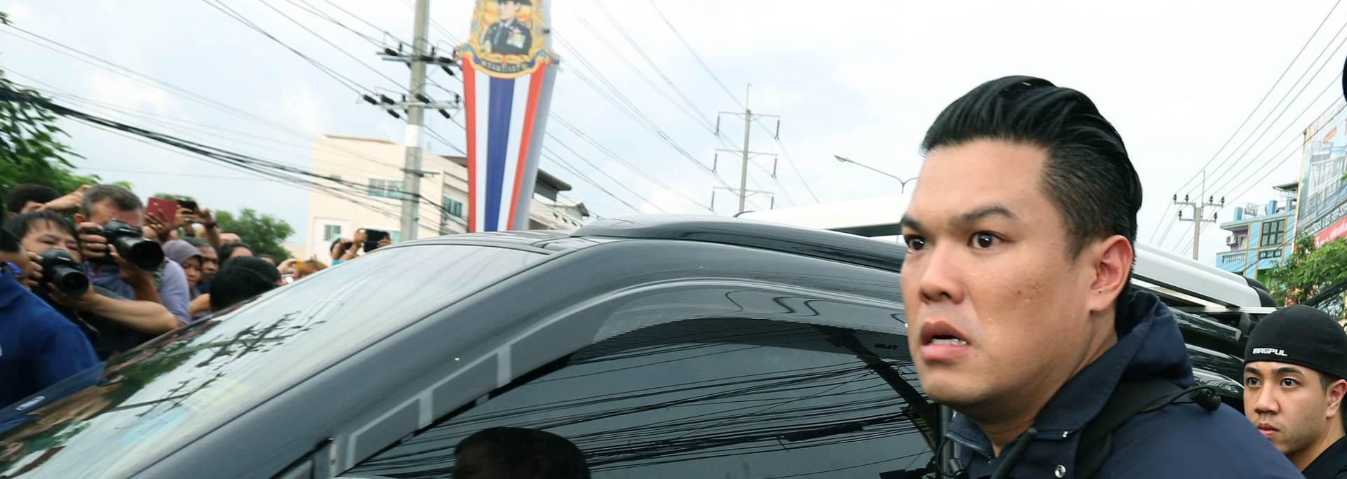 POTRAGA ZA TERORISTIMA: Dvoje novih osumnjičenih za napad u Bangkoku