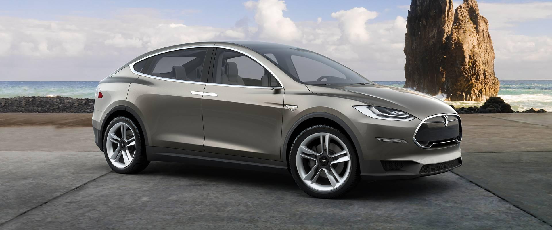 Tesla crossover u prodaji od rujna