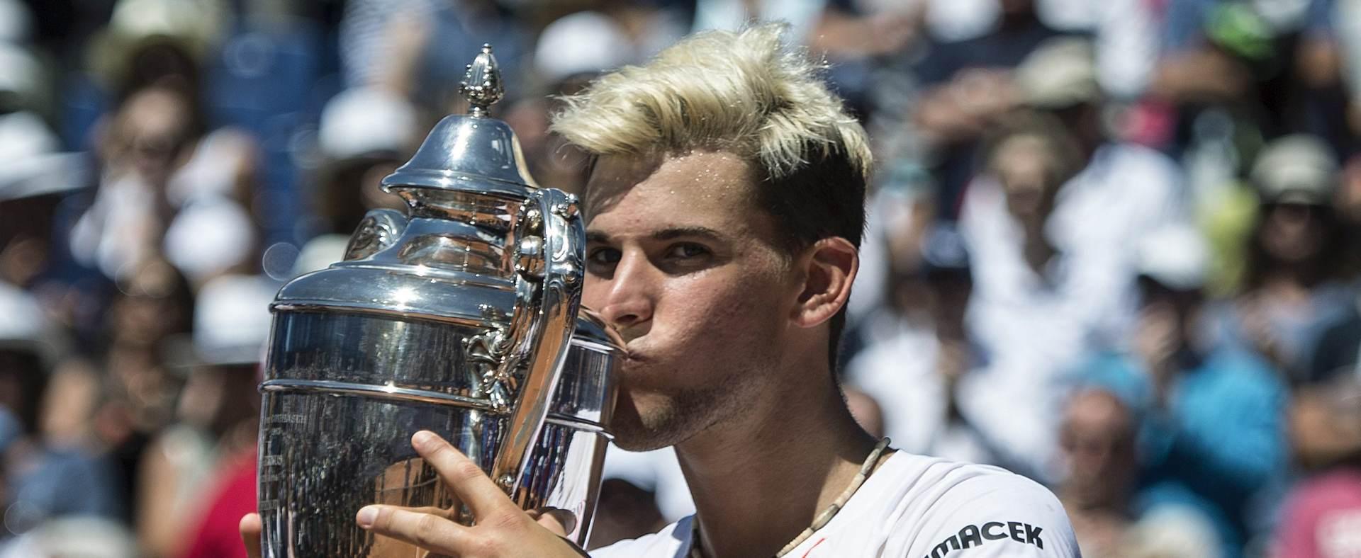 ATP Gstaad: Thiem nastavio niz iz Umaga