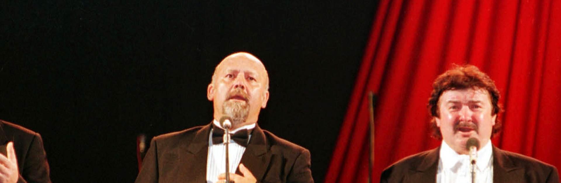ODLAZAK VELIKANA: Preminuo hrvatski tenor Krunoslav Cigoj
