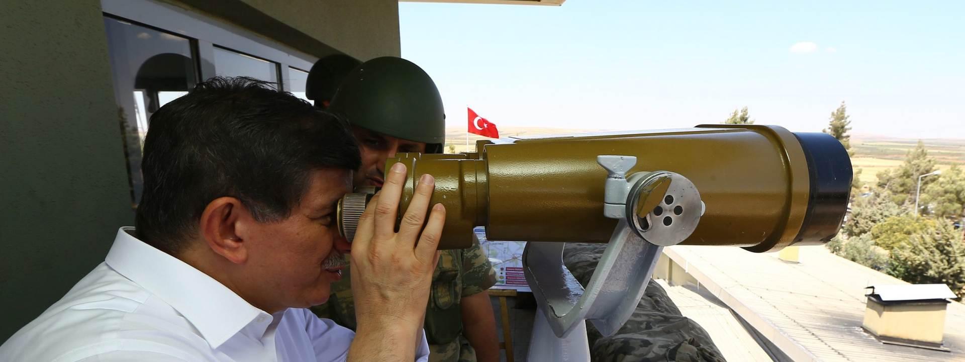 USPRKOS PROTIVLJENU SAD-a: Turska vojska potvrdila napade na kurdske snage u Siriji