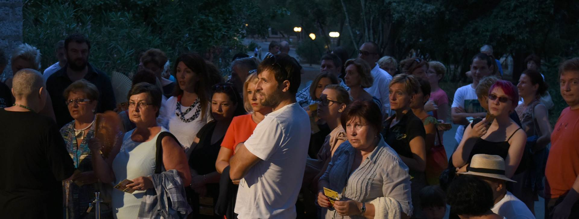"""Brijuni: premijera predstave """"Dnevnik jednog luđaka"""""""