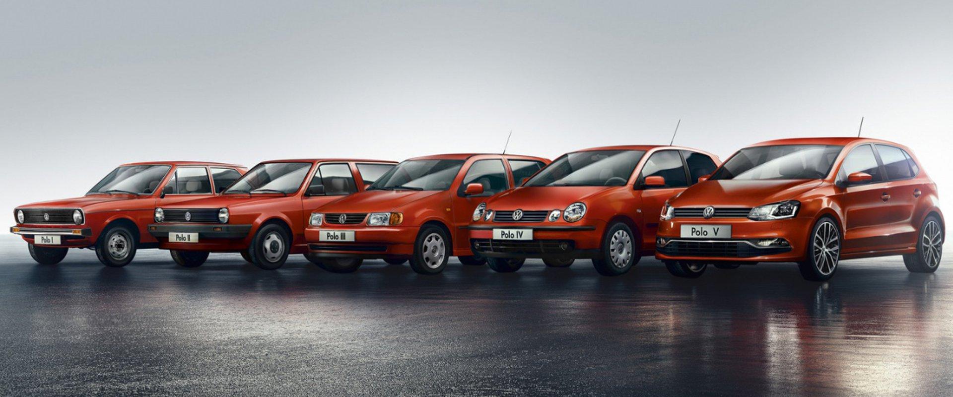 Specijalna serija za 40. rođendan Volkswagena Polo