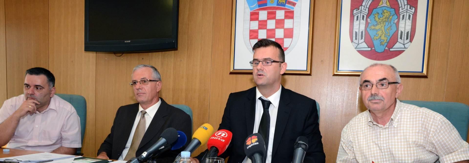 Vukovar: HDSSB podupire izmjene Statuta o dvojezičnosti