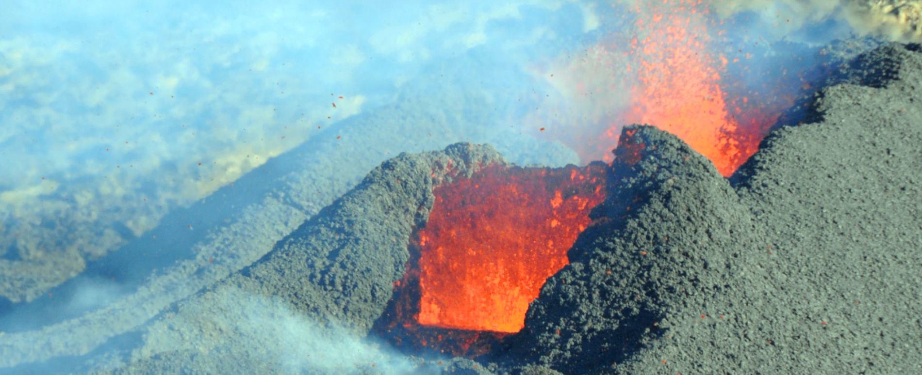 VIDEO: Ubrzana snimka erupcije vulkana