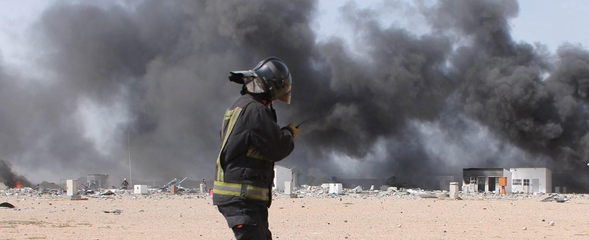 BiH: Eksplozija na benzinskoj pumpi, ima ozlijeđenih