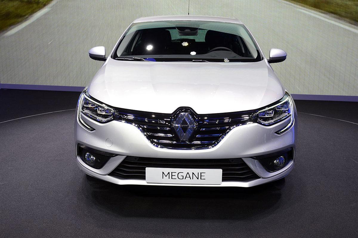Renault Megane za 2016.