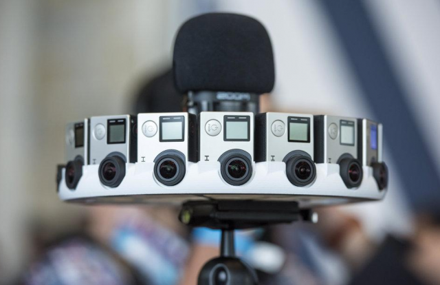 GoPro i Google zajedno u prodaji platforme za 3D snimanja