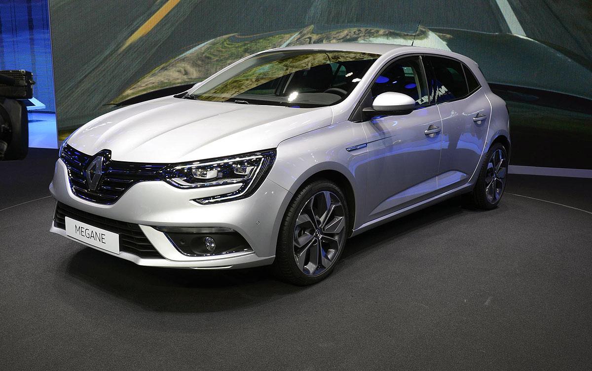 Zvijezde Renault štanda: Novi Megane i Talisman