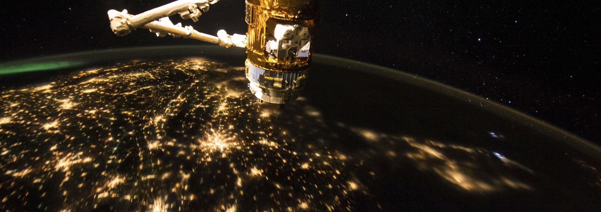 VIDEO: Fantastične snimke Zemlje astronauta Scotta Kellya