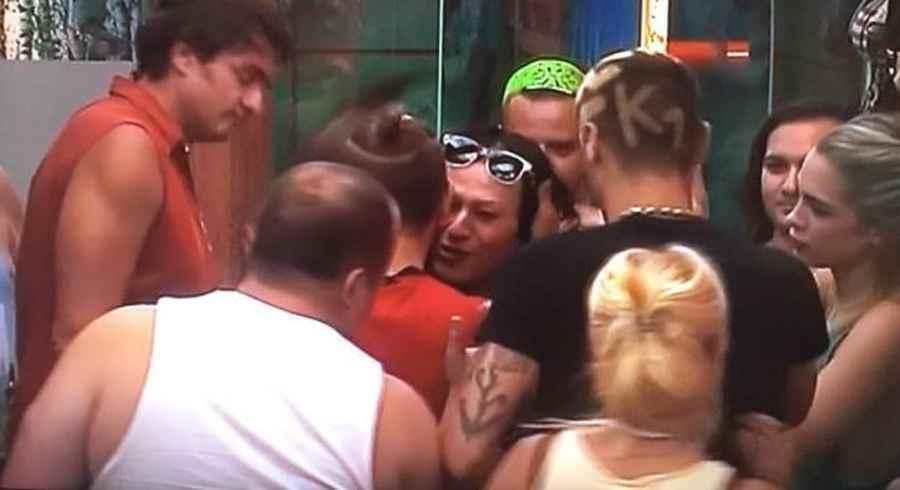 Izbacili Andreu iz Big Brother kuće