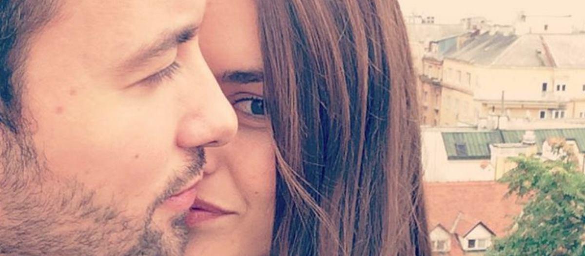 SRETNI ZAJEDNO Anita Dujić i Ivan Herceg ne kriju svoju ljubav