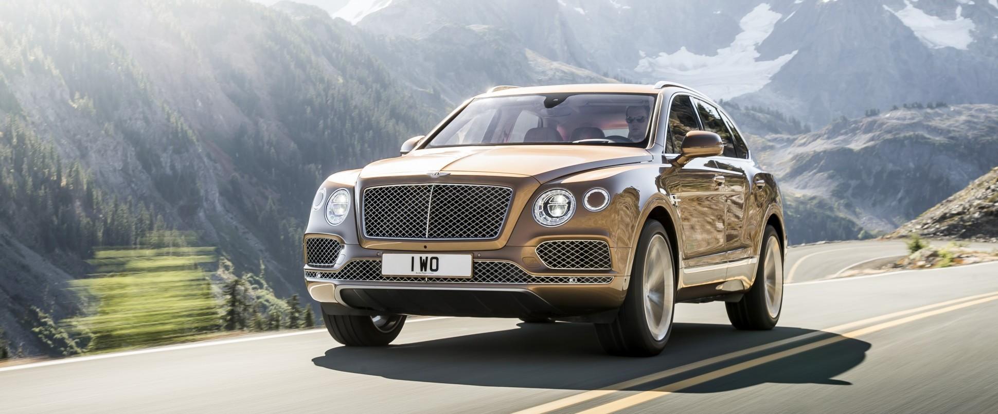 Bentley Bentayga: Neočekivana novost kraljevskog proizvođača