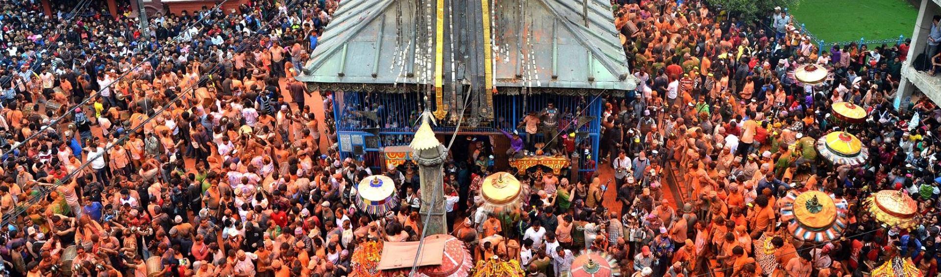 VIDEO: Pogledajte festival Bisket Jatra
