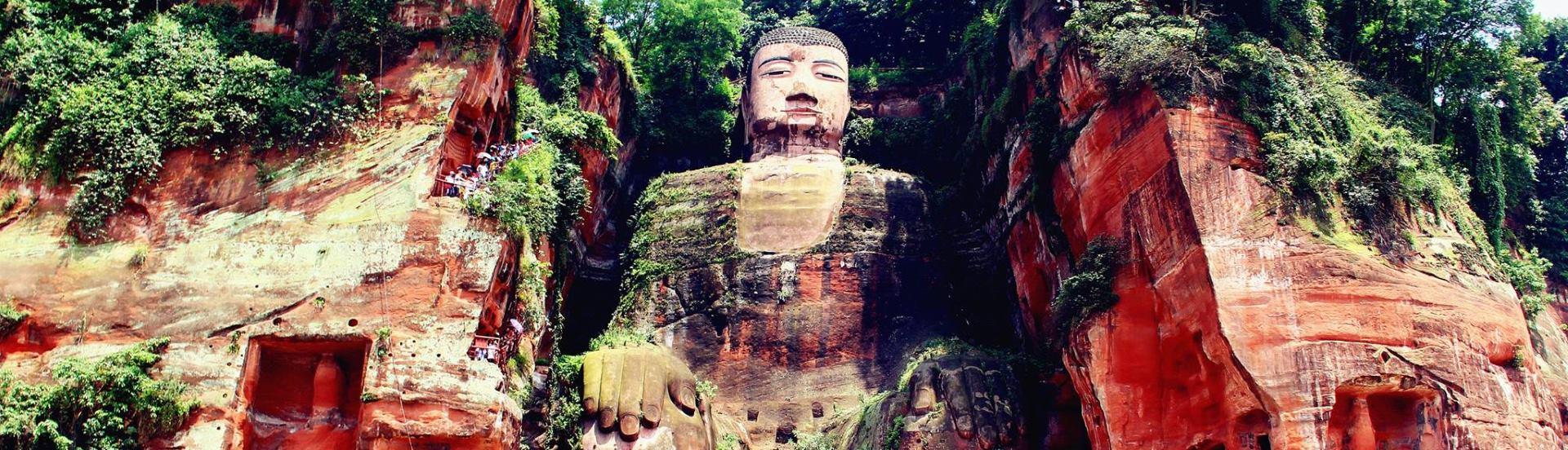 VIDEO: Veliki Buda i hramovi u Leshanu