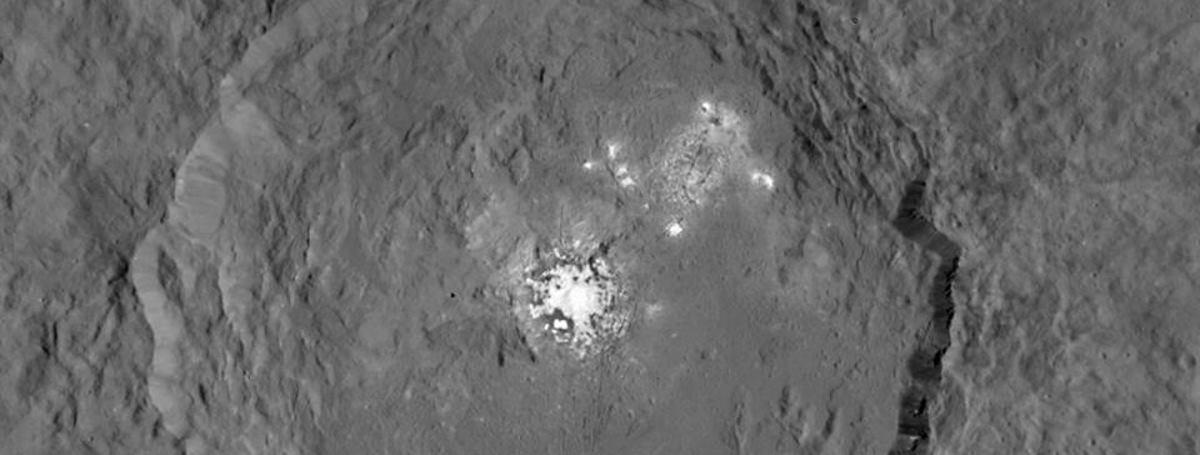 VIDEO: Zanimljivo svijetlucanje na planetu Ceresu