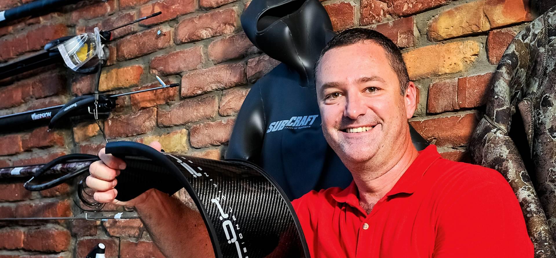 DANIEL PINTARIĆ: 'Kako sam Amerikancima prodao peraje od karbona kakvim se izrađuje i Formula 1'