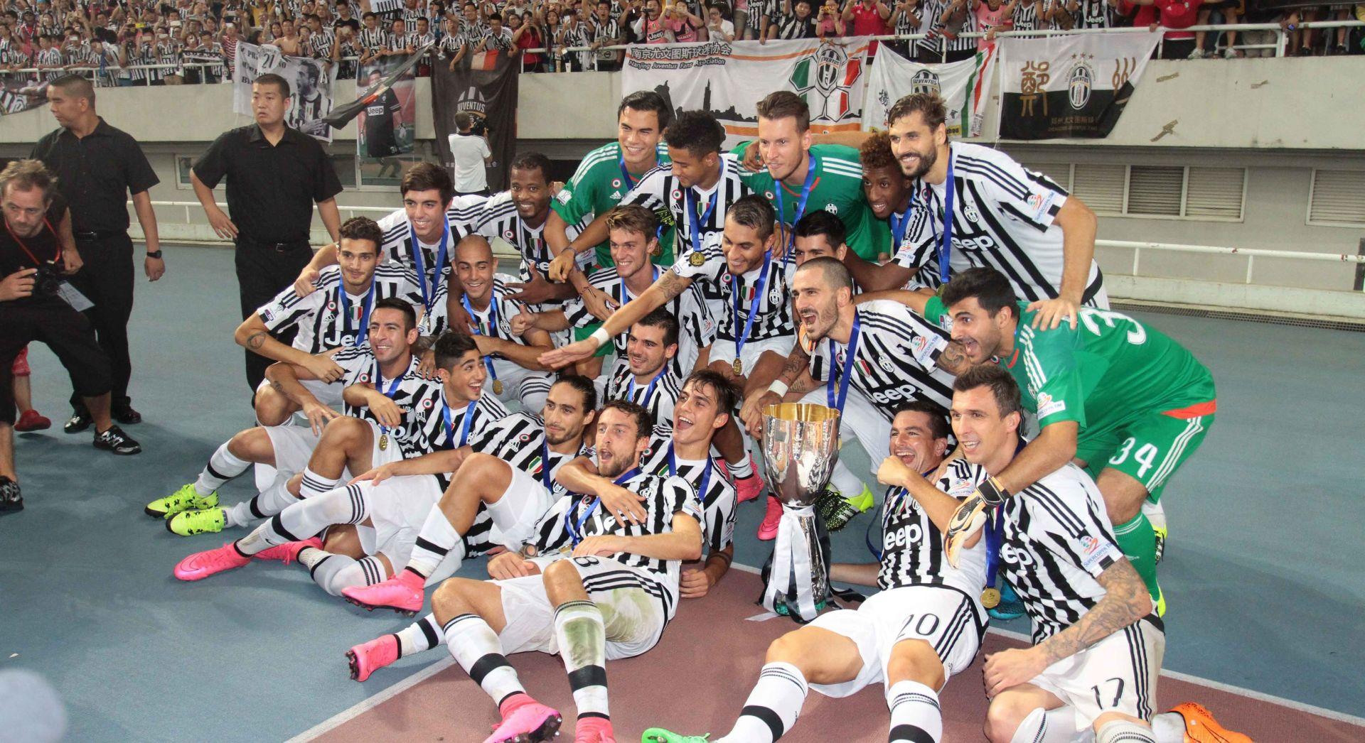 FOTO: Znate li koliko je Juventusovih igrača na posudbi ove sezone?