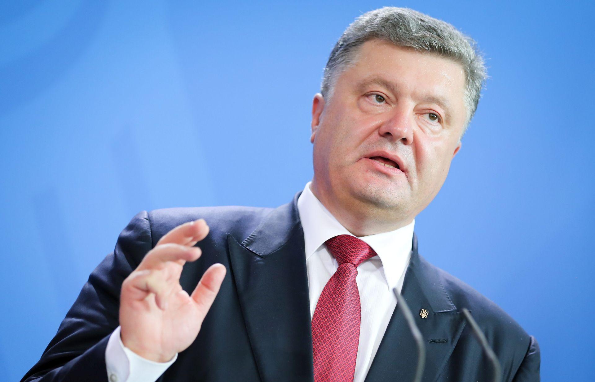 Nova ukrajinska vojna doktrina smatra Rusiju glavnim agresorom