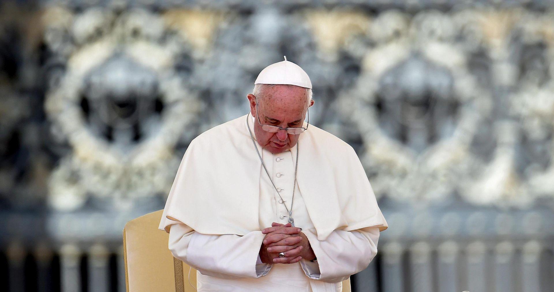 NIKOLIĆ U VATIKANU S papom Franjom o izbjeglicama, Kosovu i Alojziju Stepincu