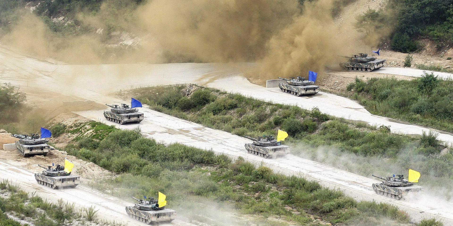 Pentagon: Sjeverna Koreja nema izgleda protiv Južne Koreje